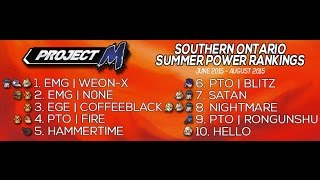 Southern Ontario is Livin'! Here's our latest PR in Combo Video Form :)