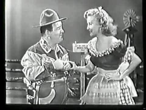 Colgate Comedy Hour with Abbott & Costello with special guest star Errol Flynn part 3 of 4