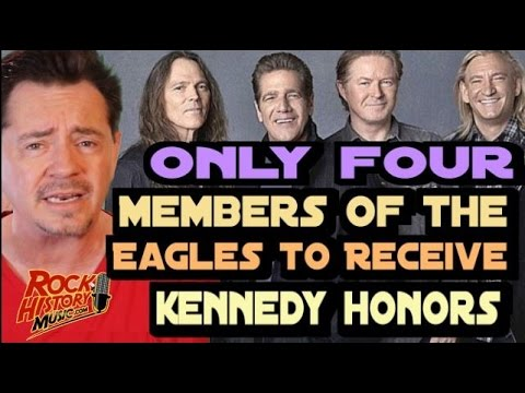 Former Eagles members not welcome at Kennedy Center Honors: This is Not right!