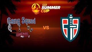 Gang Squad против Espada, Первая карта, BTS Summer Cup
