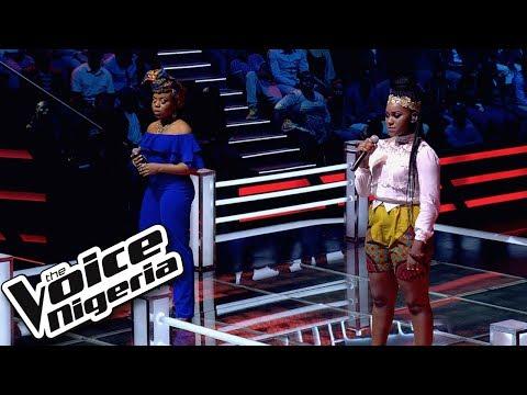 "Favour vs KessyDriz - ""Na gode"" / The Battles / The Voice Nigeria Season2"