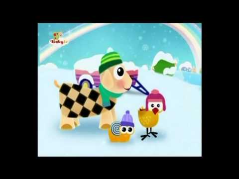 BabyTV BabyHood Hippo's trip english