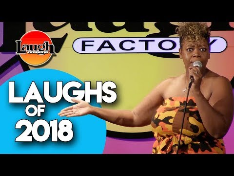 Laughs of 2018 | Stand Up Compilation | Laugh Factory Stand Up Comedy