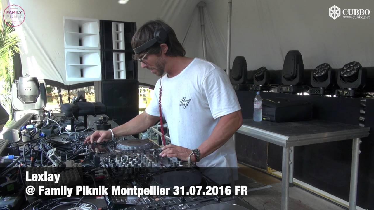 Lexlay - Live @ Family Piknik Montpellier 2016