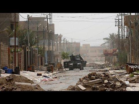 Ιράκ: Εκκαθαριστικές επιχειρήσεις μετά την ανακατάληψη της Φαλούτζα