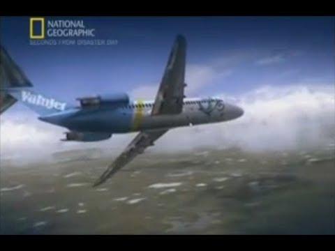 Тайна крушения DC-9 ValuJet рейса 592 (видео)