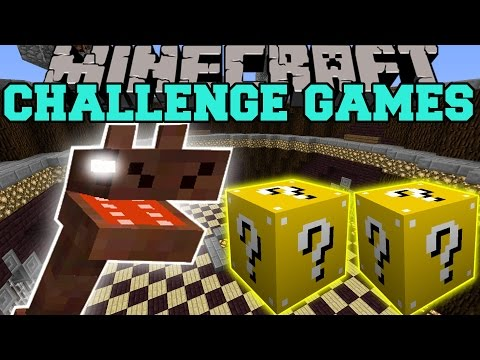 monster - The Challenge Games begin and we must destroy the Sea Monster! Jen's Channel http://youtube.com/gamingwithjen Don't forget to subscribe for epic Minecraft co...