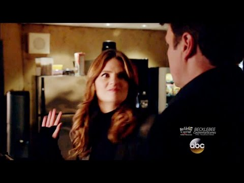 "Castle 8x09 Beckett Slaps Castle""Tone Death"" Season 8 Episode 9 (HD)"