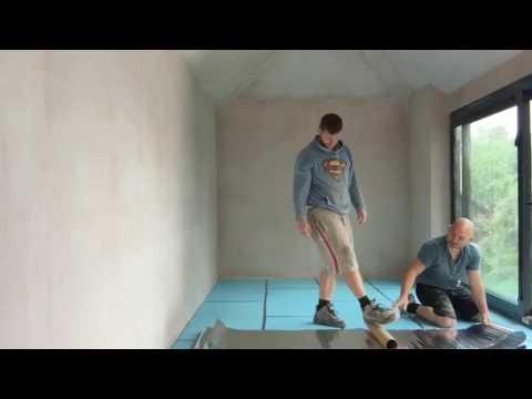 Underfloor Heating & Laminate Flooring