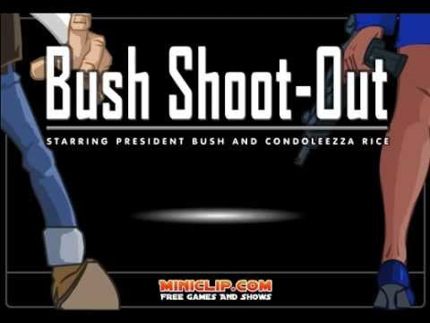 Bush Shoot-Out Invincibility… Thumbnail