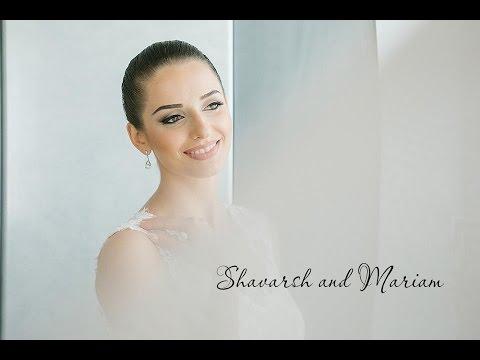 Shavarsh and Mariam' s wedding in Harsnaqar restaurant // ATM Video Studio tel: 091-691-691 (видео)