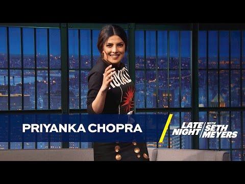 Priyanka Chopra's Sexy Baywatch Slo-Mo Run!