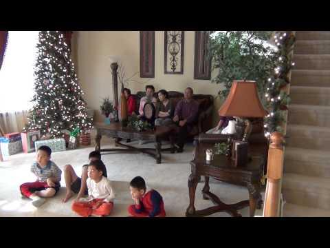 Family Reunion in AZ - Christmas 2014