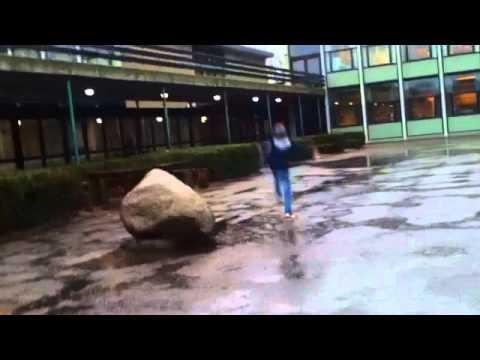 Brondby parkour tricks