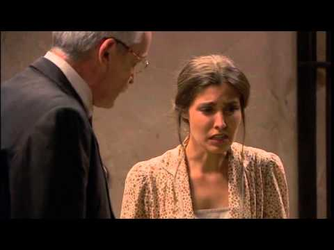 il segreto - amalia chiede aiuto al suo medico per uscire dal carcere