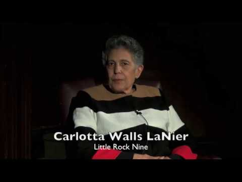 Carlotta Walls LaNier (2017) on Little Rock Nine
