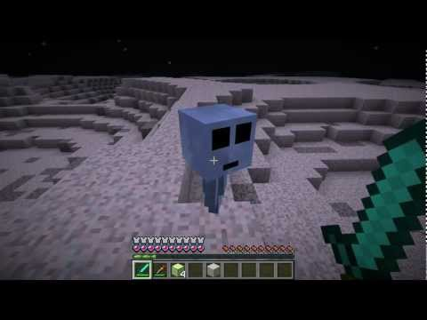 Minecraft: Como viajar a la luna [TUTORIAL]