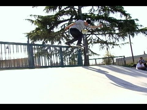 Cold Gravy at San Leandro skatepark