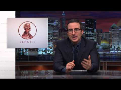 Last Week Tonight with John Oliver Pennies