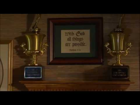Facing The Giants: Nothing Is Impossible With God