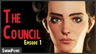 THE COUNCIL - NEW Choices Matter Episodic Game - (The Council Episode 1 Gameplay Part 1)