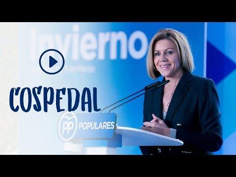 Mª Dolores Cospedal: