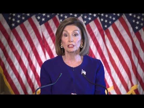 USA: Demokraten schieben Amtsenthebungsverfahren gege ...