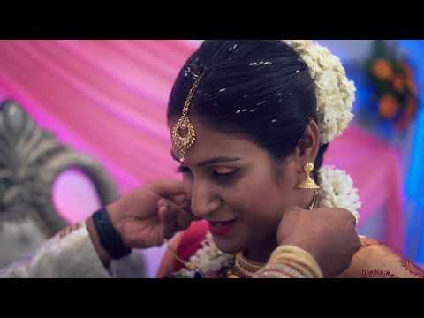 Tanushree And Ambu, Wedding Story Video