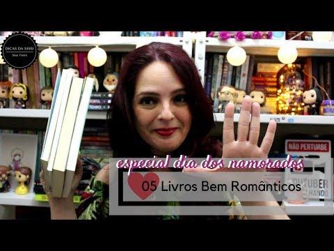 5 Livros Românticos - Projeto Dia dos Namorados | Dicas da Sissi