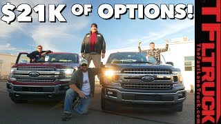 Affordable vs Expensive: What's The Better New Ford F-150? by The Fast Lane Truck