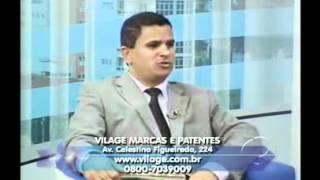 Entrevista sobre Marcas e Patentes - Diretor da Vilage Presidente Prudente (Bloco 4)