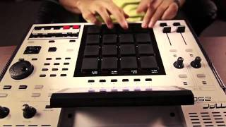 Tablet MPC Beat Maker Pro YouTube video