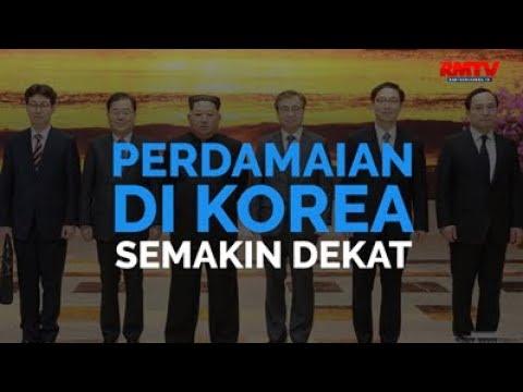 Perdamaian Di Korea Semakin Dekat