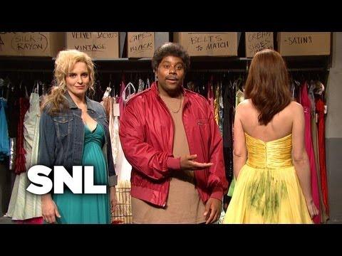 Googie Rene's Slightly Damaged Prom Wear Barn - SNL
