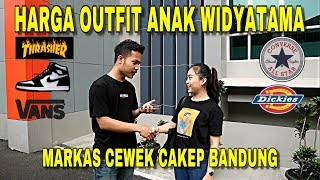 Video HARGA OUTFIT ANAK WIDYATAMA !! MARKAS CEWEK CANTIK BANDUNG !!! MP3, 3GP, MP4, WEBM, AVI, FLV Juni 2019