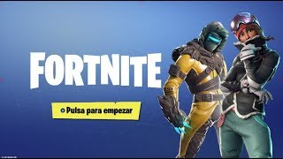 JUGANDO TEMPORADA 7 DE FORTNITE: Battle Royale
