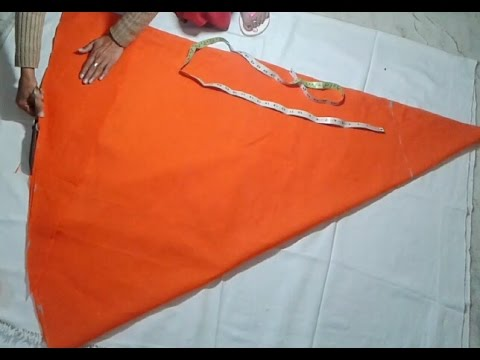Video Long umbrella skirt cutting and stitching video in hindi download in MP3, 3GP, MP4, WEBM, AVI, FLV January 2017