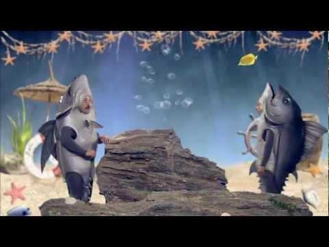 La sai l'ultima sul Mare? Le Barzellette di Tonnio e Totonno: Il Pesce Palla