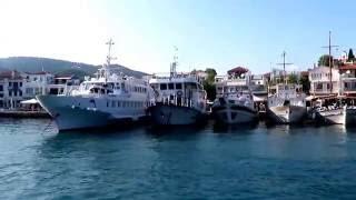 Skiathos Island Greece  city photos gallery : SKIATHOS TOWN, SKIATHOS, GREECE 2016