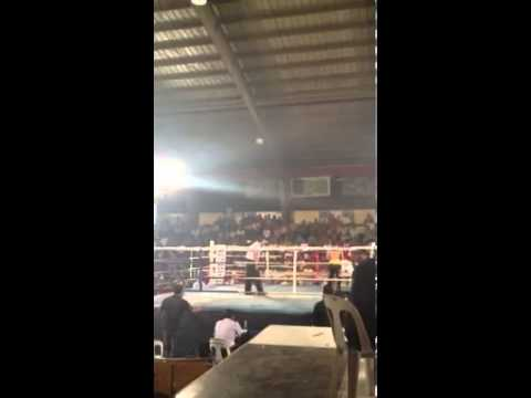 Judgement of an Assassin - (Pro-Boxing) won by TKO 2.47'1rst Ruond.