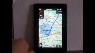 Navigator Finland GPS YouTube video