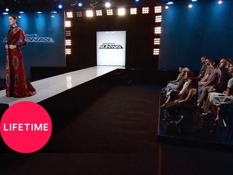 Project Runway: Challenge Winner Interview (S13, E7) | Lifetime