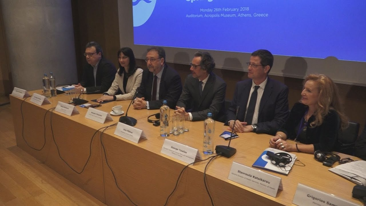 """""""Ανάπτυξη των ιαματικών πηγών στην Ελλάδα"""""""