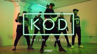 KOD - J.Cole | Brian Puspos Choreography | STEEZY.CO