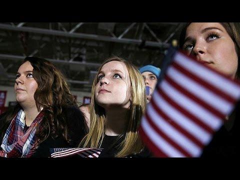 ΗΠΑ: «Βαρόμετρο» για τις προεδρικές εκλογές οι προκριματικές στην Αϊόβα