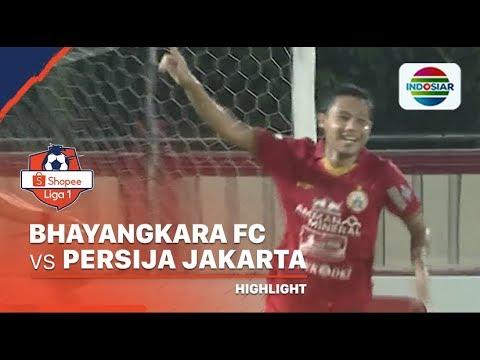 Highlights - Bhayangkara FC 2 vs 2 Persija Jakarta   Shopee Liga 1 2020