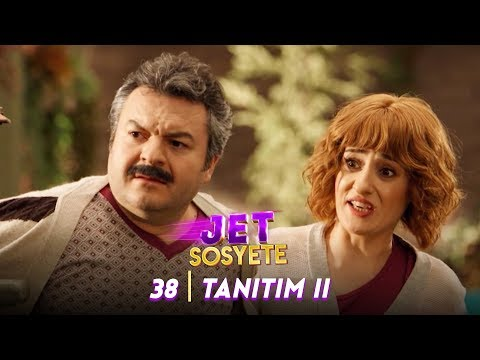 Jet Sosyete 38. Bölüm 2. Tanıtımı