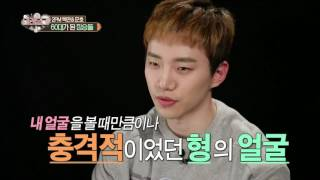 【TVPP】 Junho(2PM) - About to cry because of old Taecyeon , 준호(2PM) - 택연 늙어버린 얼굴에 뭉클 @Future Diary