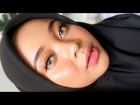 CURRENT SIMPLE MAKEUP TUTORIAL