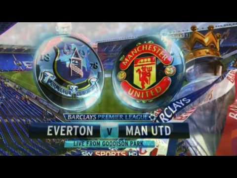 Full Highlight Everton VS Manchester United (Skor 1-1) 5 Desember 2016